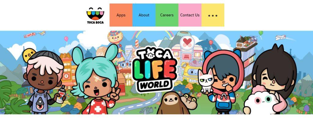 Официальный сайт компании Тока Бока